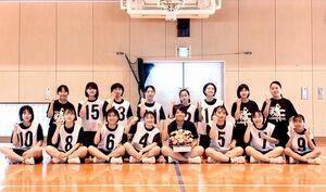 唐津東中女子バスケットボール部