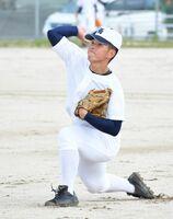 浜野翔太投手