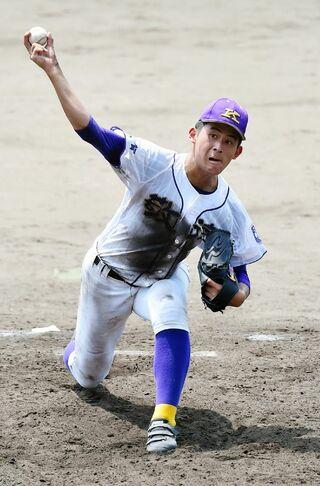 <SSP杯 高校野球>敬徳2年の太田、投打で存在感 龍谷8―7敬徳