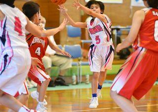 男子・鍋島、女子・諸富など4強 佐賀新聞学童オリンピックミニバスケット