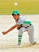宮﨑淳多選手、「三刀流」で勝利に貢献 唐松地区少年軟式野…