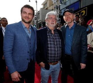 ハリウッドでプレミア上映
