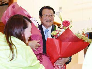 <鹿島市長選>樋口氏、薄氷の信任
