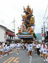 【速報】浜崎祇園、2年連続中止 …