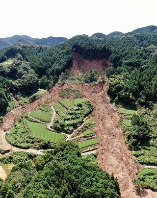 <佐賀2021大雨>「激甚」指定を閣議決定 10月1日施行、農業は佐賀県全域対象
