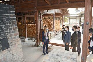 【動画】日独交流160周年 駐日ドイツ大使、有田町訪問 柿右衛門窯、史跡巡る
