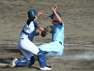 【速報】東明館、4強ならず 宮崎商に3―9で敗れる 九州高校野球・準々決勝
