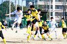 佐賀西など2回戦進出 県高校新人サッカー・第1日