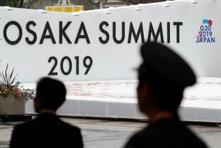 G20サミット、28日開幕