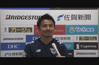 横浜M戦、今季初ゴール!谷口博之選手インタビュー