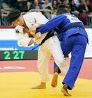 柔道GS、向と浜田が準々決勝へ