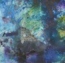 天体、宇宙…広がる世界 江副由美子さんら作品展