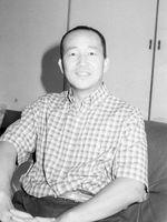 引退を表明した井上茂徳選手