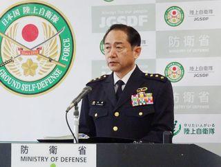 神埼・陸自ヘリ墜落から1年 破断、原因解明「年内」か