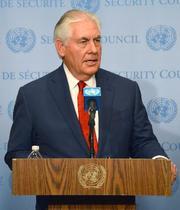 米国務長官「無条件対話」撤回