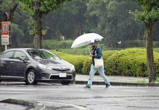 佐賀県内で強い雨、午後以降も大雨警戒 江北町で「高齢者等避難」発令