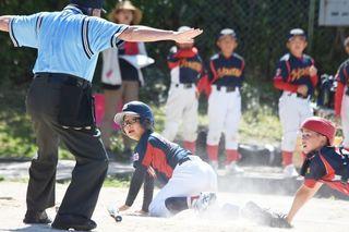 桜岡少年など4回戦へ 学童軟式野球