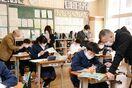 佐賀のニュース 記事から災害を考える 脊振小でNIE授業
