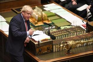 英上院でEU離脱法案通過