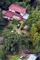 茨城の住宅で夫婦死亡、刃物傷