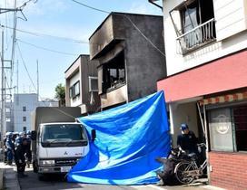 埼玉・三郷で住宅火災、3人死亡
