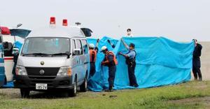 海中から3遺体発見、小樽