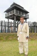 吉野ケ里歴史公園ガイドの福田さん、魅力伝え20年