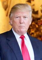 トランプ米大統領就任へ
