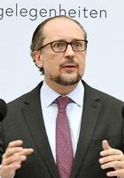 オーストリアのシャレンベルク外相