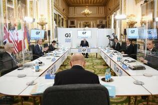 G7、中国の人権問題で懸念共有