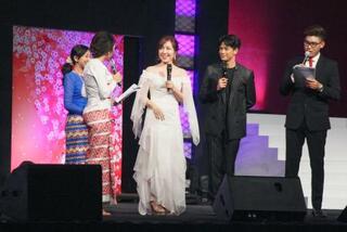 ヤンゴンで日本の歌、ドラマPR