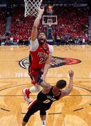 NBA、ペリカンズが1回戦突破
