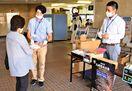 九州花火大会前にミニセット配布 実行委「当日は自宅で」