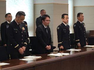墜落ヘリ、ボルトが破断 防衛省、佐賀県に中間報告