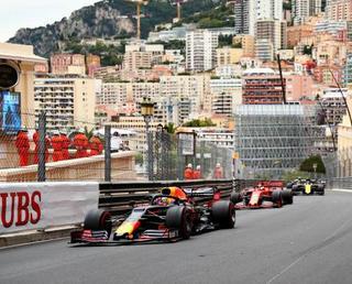 F1、フェルスタッペンは4位