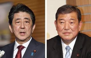 自民総裁選、5派が首相続投支持