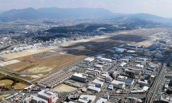 福岡空港3500万人利用へ 民営…