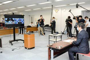 滋賀県知事に協力要請 鹿児島国体…