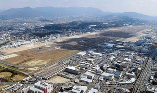 福岡空港3500万人利用へ 民営化後30年で100路線に