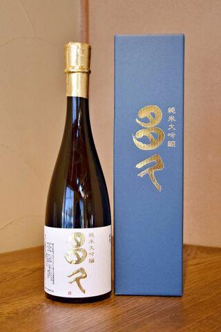 <佐賀のお酒>「多久」多久未来プロジェクト、東鶴酒造