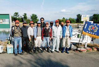 さがしんきん釣友会五目釣り大会 村岡さん(佐賀市)5.31キロ優勝
