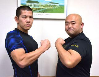 筋肉に魅せられて 轟木先生×蒔崎先生 ~筋肉対談~