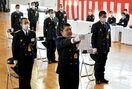 命と暮らし守る使命感胸に 県消防学校入校式