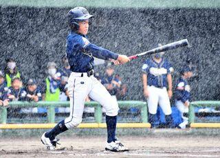 <NTT西日本杯少年野球>準々決勝 思斉館少年、打線好調