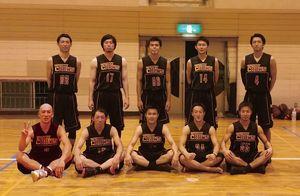 SPOTTY CROWS・天皇杯全日本バスケットボール選手権県代表紹介