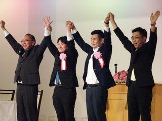<決戦前夜 参院選さが政党事情>(上)与党 農政協との関係修復に腐心