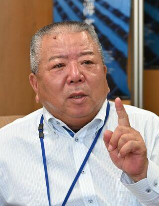 オスプレイ「判断材料不十分」 県有明海漁協組合長インタビュー