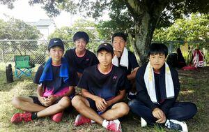 伊万里高テニス部