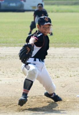 学童軟式野球・第4日 曽根崎町少年など4回戦へ