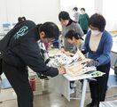 県書道展一般公募 作品受け付け23日まで